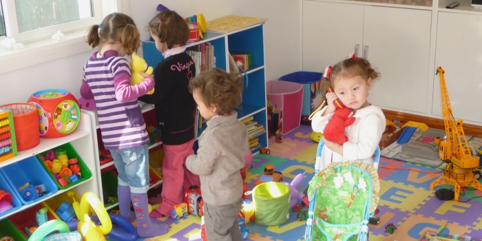 Wellesley Professor Gives News Media Expert Opinion on Child Care Funding