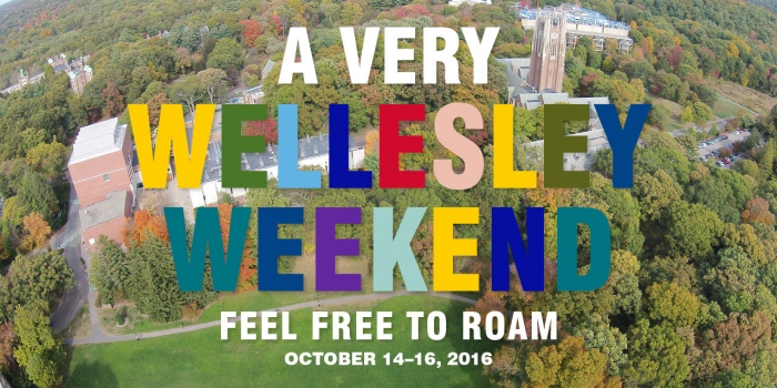 A Very Wellesley Weekend