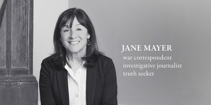 f7ae576e8a32 Acclaimed Journalist Jane Mayer to Deliver 2019 Wilson Lecture