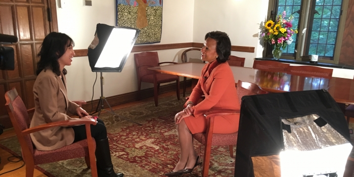 WCVB's Chronicle HD covers inauguration