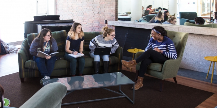 New Spaces in Freeman Hall, Acorns, and Pendleton West