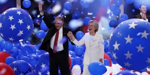 Hillary Rodham Clinton '69 is the Democratic Party's Nominee for President