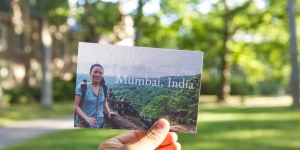 Dear Wellesley: Grace Ming '18 Writes from Mumbai