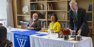 Wellesley Announces a Partnership with Universia