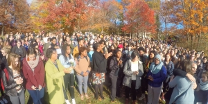 The Wellesley Community Walks for Peace