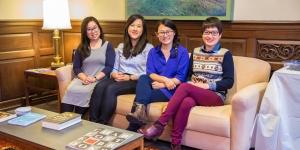 The Pamela Daniels '59 Fellows