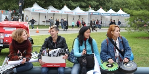 Wellesley Students Demonstrate Maker Capabilities at the World Maker Faire