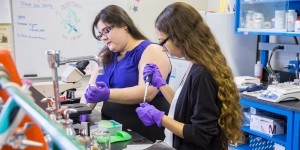 Wellesley Students Chosen to Attend the National Institutes of Health INRO Program