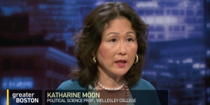 Professor Kathy Moon on Greater Boston