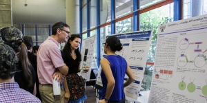 Student Presents Poster of Summer Research at Wellesley