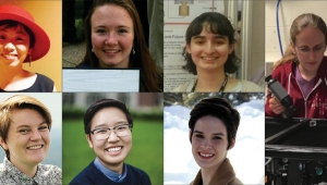 Seven 2016 Physics Majors Enter Ph.D. Programs this Fall