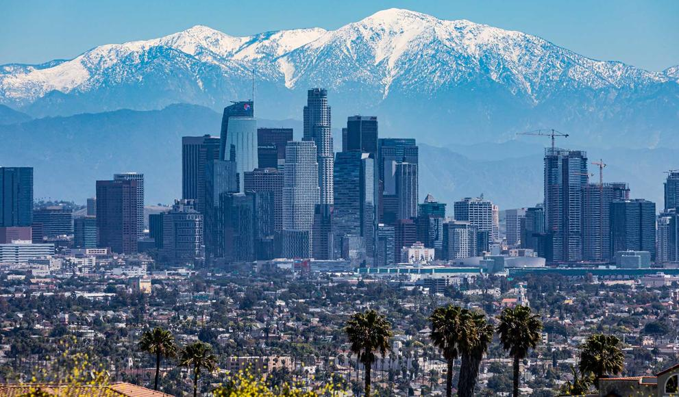 image of downtown L.A.