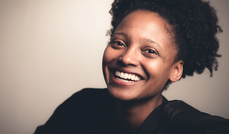 U.S. Poet Laureate Tracy K. Smith