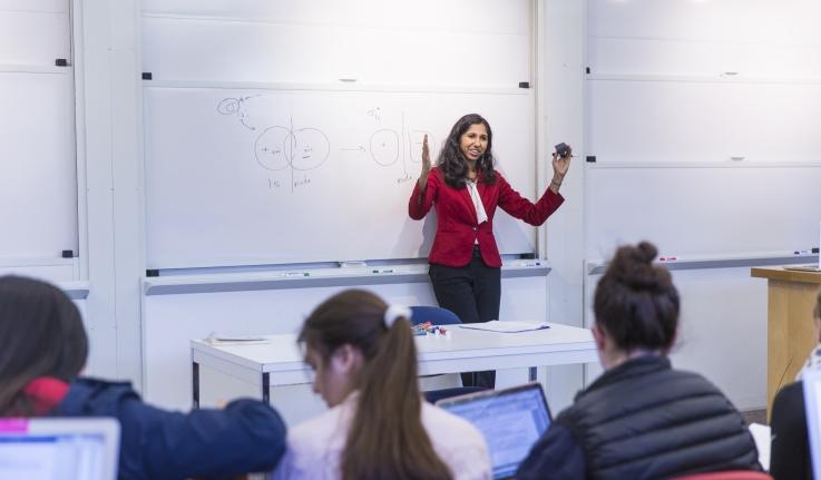 Spotlight on Teaching: Creative Chemistry
