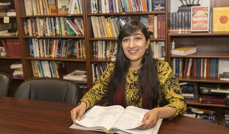 Amal Cheema '17 Receives Prestigious Watson Fellowship
