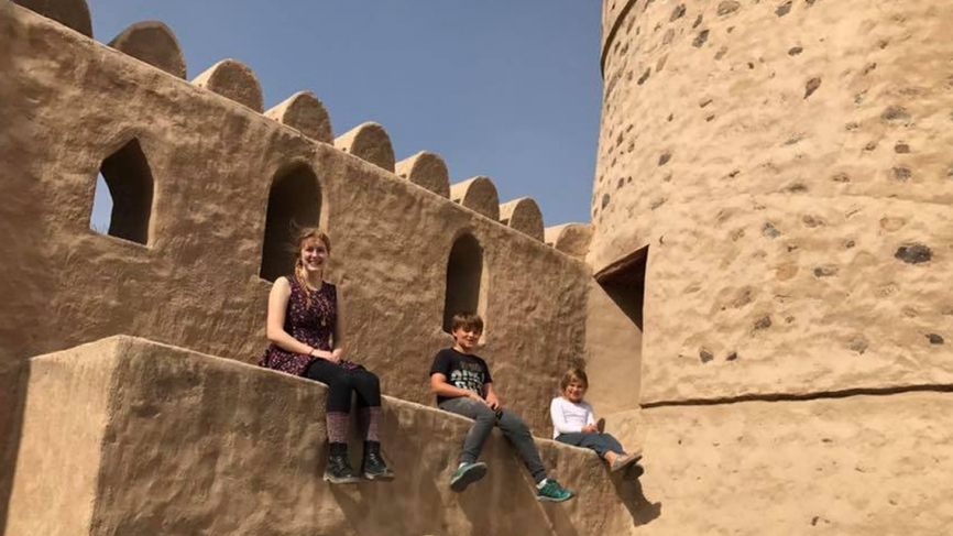 The Fujairah Fort