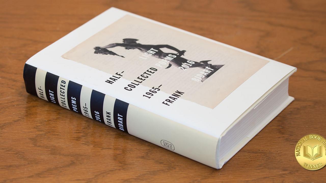 Half-Light Collected Poems 1965-2016 by Frank Bidart
