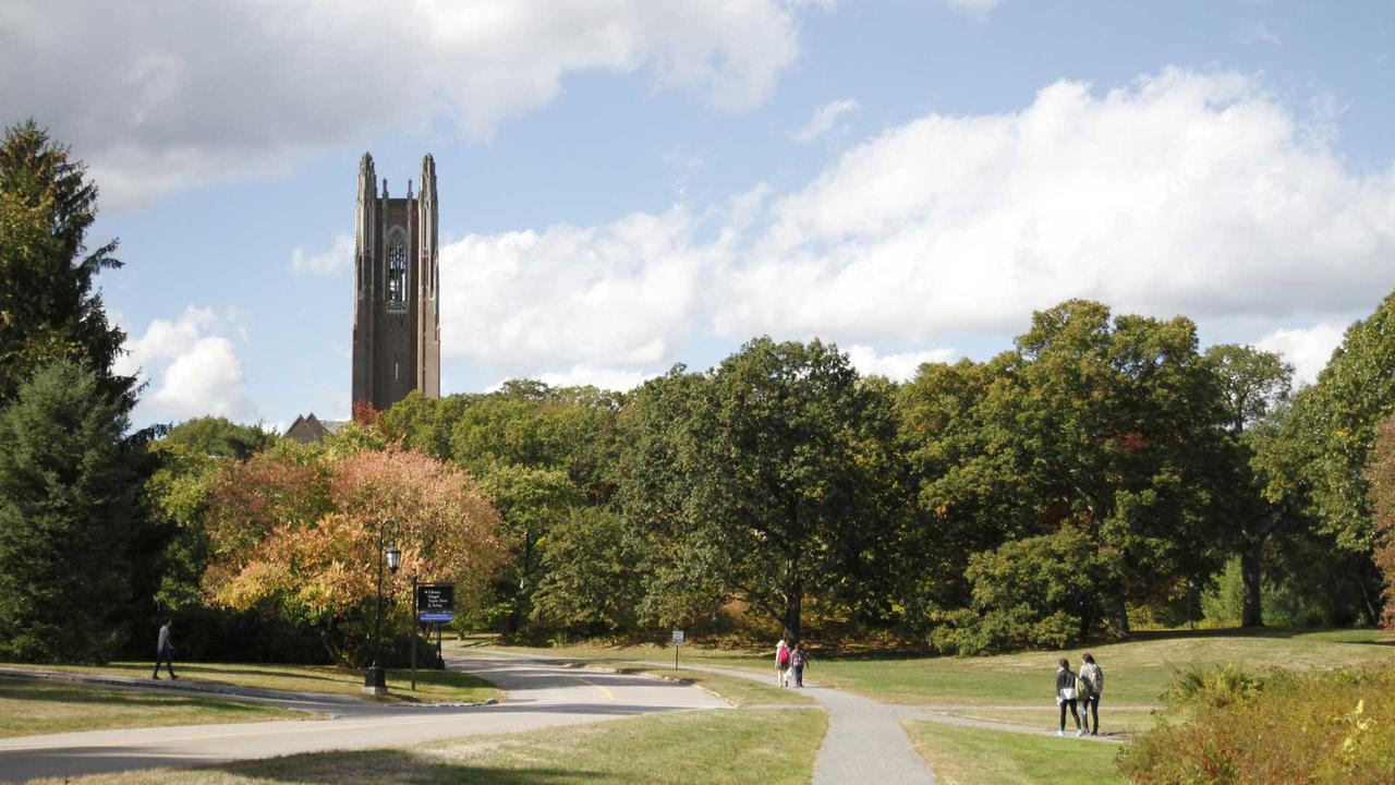 wellesley campus