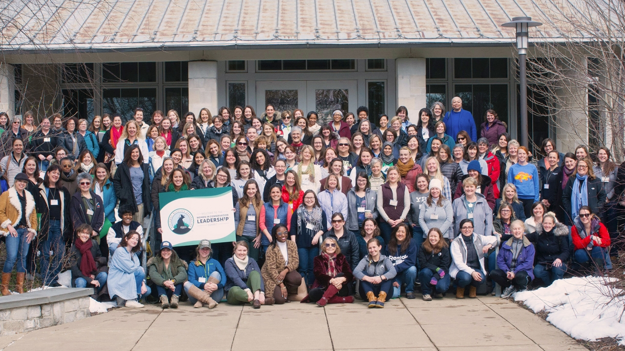 Elizabeth Lillard '11 Spearheads Inaugural Women in Conservation Leadership Summit