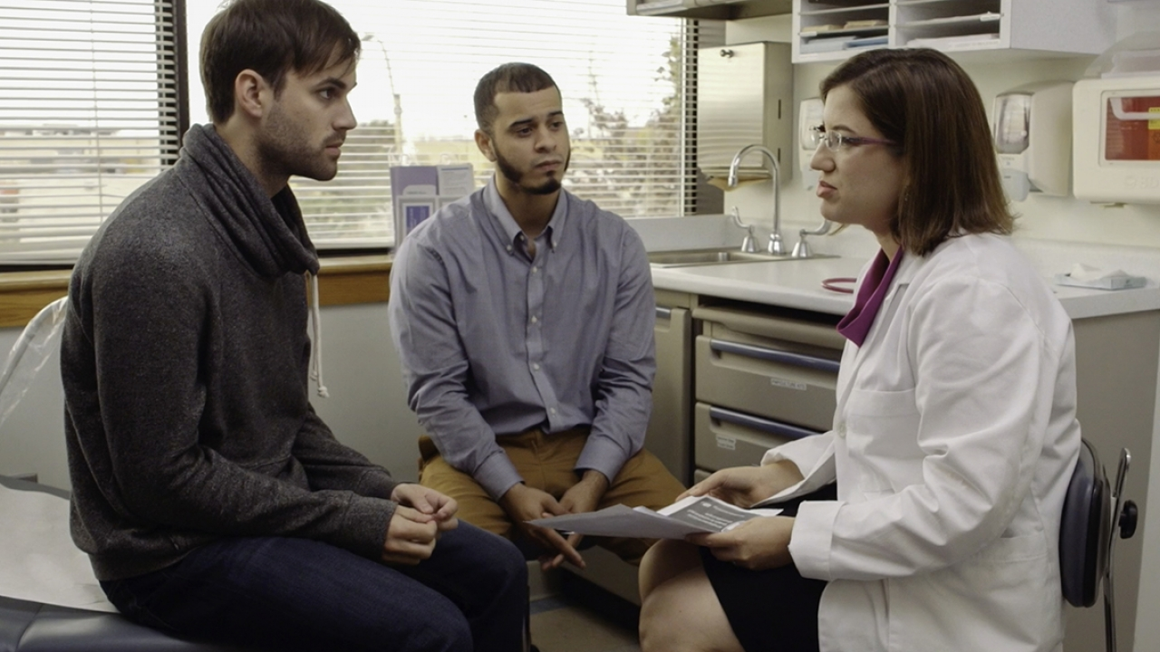Julie Levison '98 Uses Video to Encourage HIV Care Adherence Among Latino Immigrants