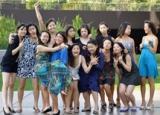 Asian Student Union group photo