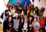 Slater International Student Organization group photo