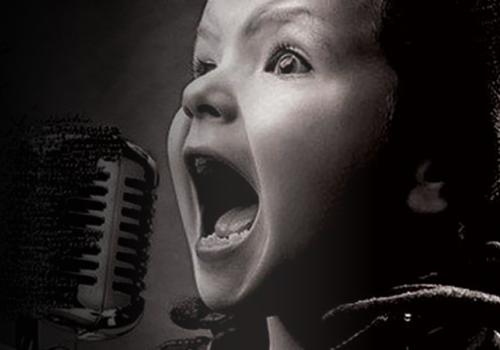 "Child singing into a microphone  ""Digital-Art-Wallpapers-HD-980x613.jpg (980×613)."" N.p., n.d. Web. 19 July 2016."