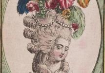 Capturing student's inquiries into elite Parisian women of the 18th century with a Scalar exhibit