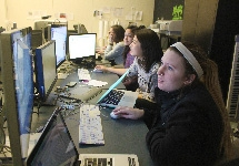 The Media Arts Lab is available to students enrolled in the Media Arts and Sciences interdepartmental major.