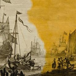 Dutch Pen Painting