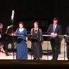 Photo of a past music department faculty performance