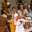 Wellesley Yanvalou Drum and Dance Ensemble