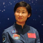 liu yang in uniform