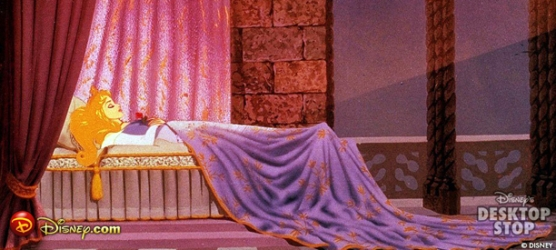 Disney portrayal of Sleeping Beauty