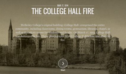 http://www.google.com/culturalinstitute/exhibit/the-college-hall-fire/QQzhUnM-