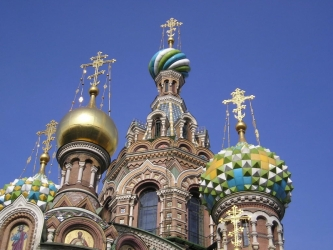 Church of the Savior, St. Petersburg