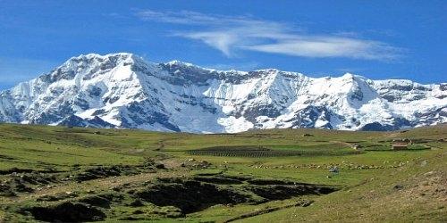 Mountains, Ausangate, Perú