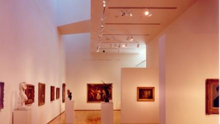 Davis Museum gallery