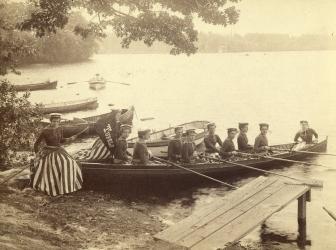 Historic Dorm Crew
