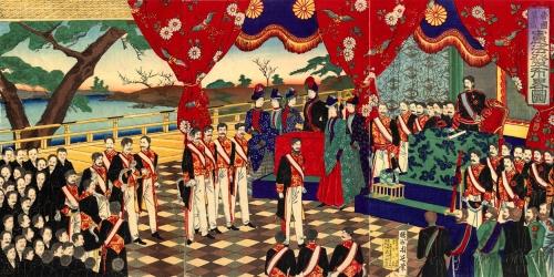 Meiji Constitution