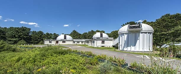 Whitin Observatory Telescopes