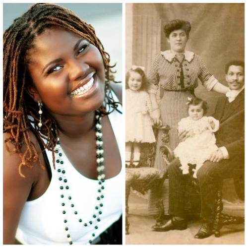 Dr. Kellie Carter Jackson & The Laroche Family