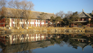 Peking University (Bieda) Source: WikiCommons